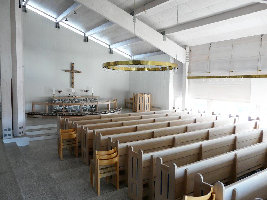 inside Elias' Church