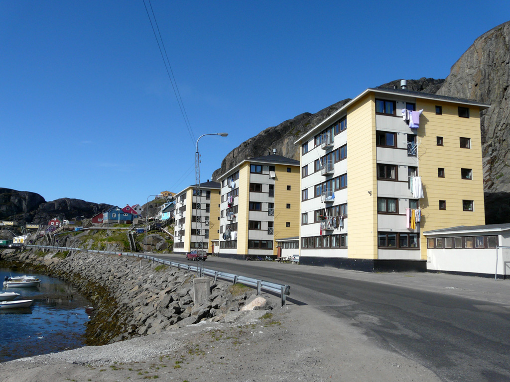 new developments in Maniitsoq
