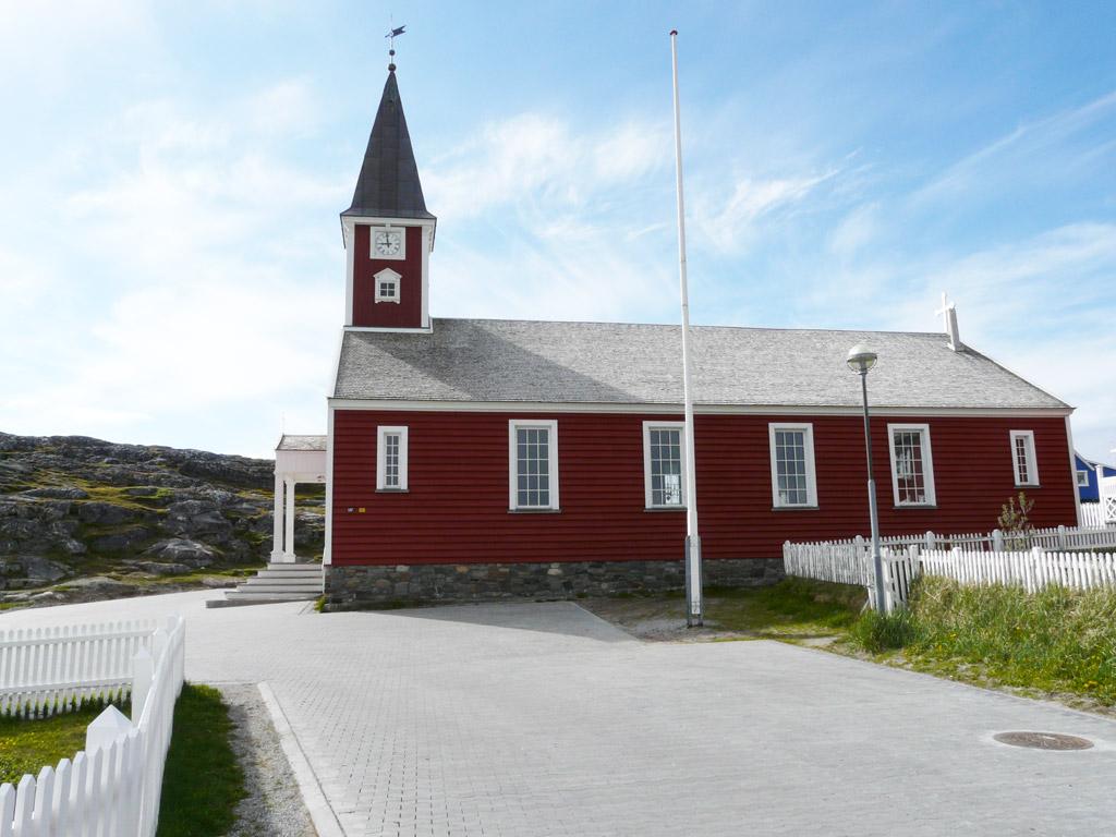 Church of Our Savior in Nuuk