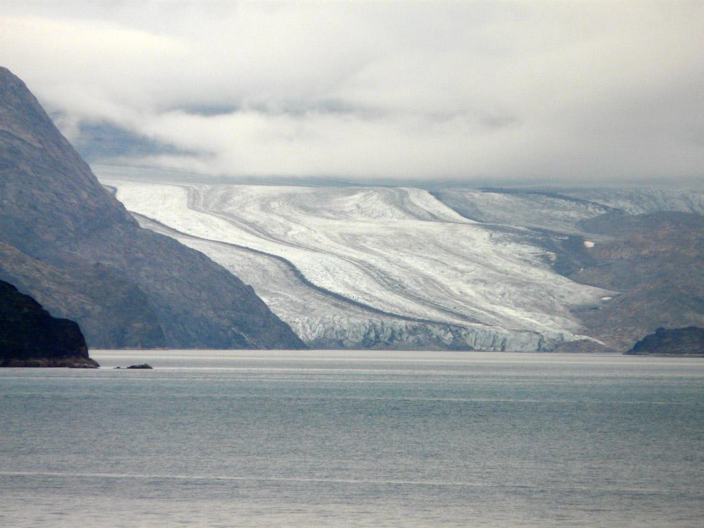 massive glaciers abound