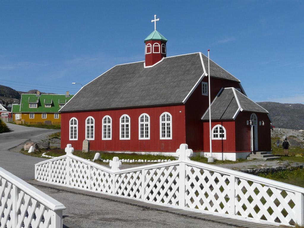 Church of Our Saviour in Qaqortoq