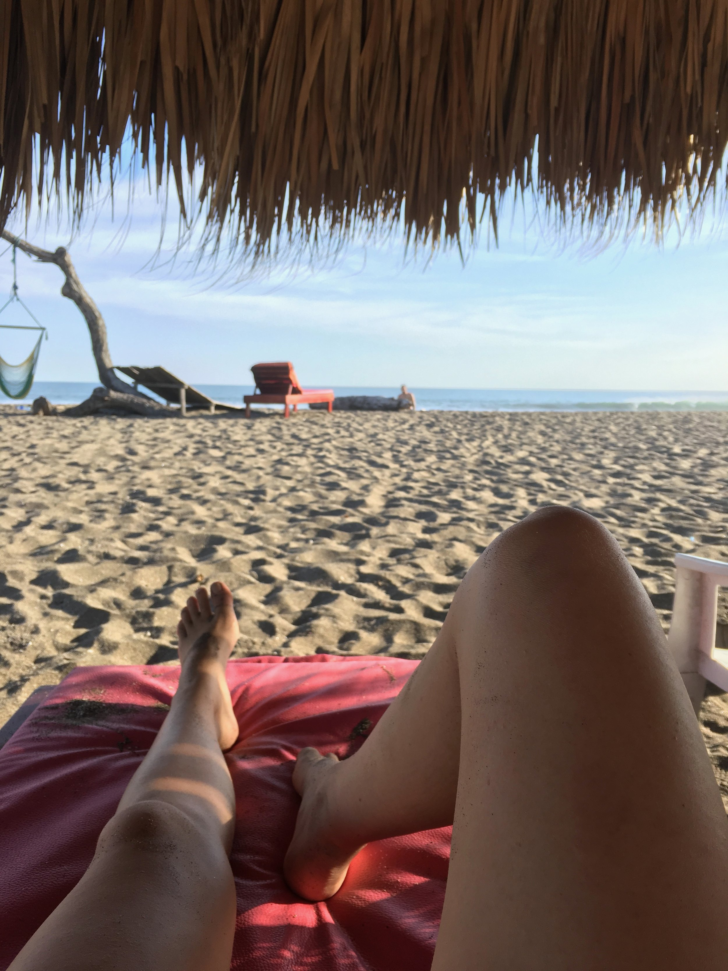 That One Time In Paradise - You can't come to Nicaragua and not stay here.