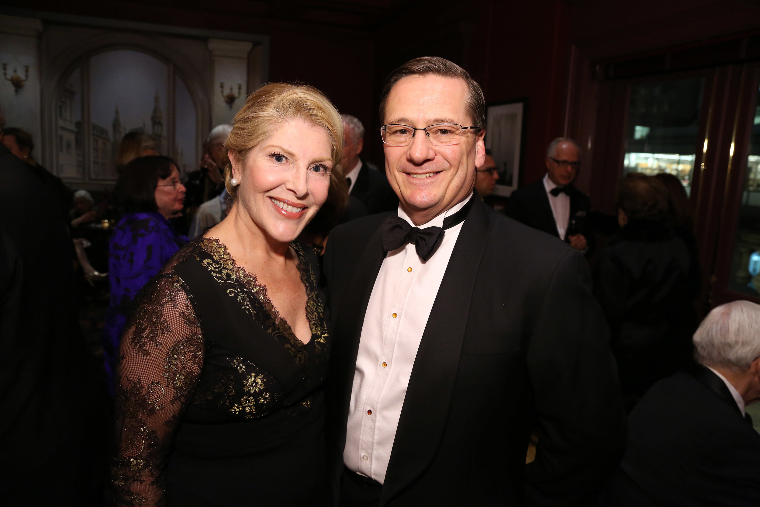 Michelle and Fred Larsen