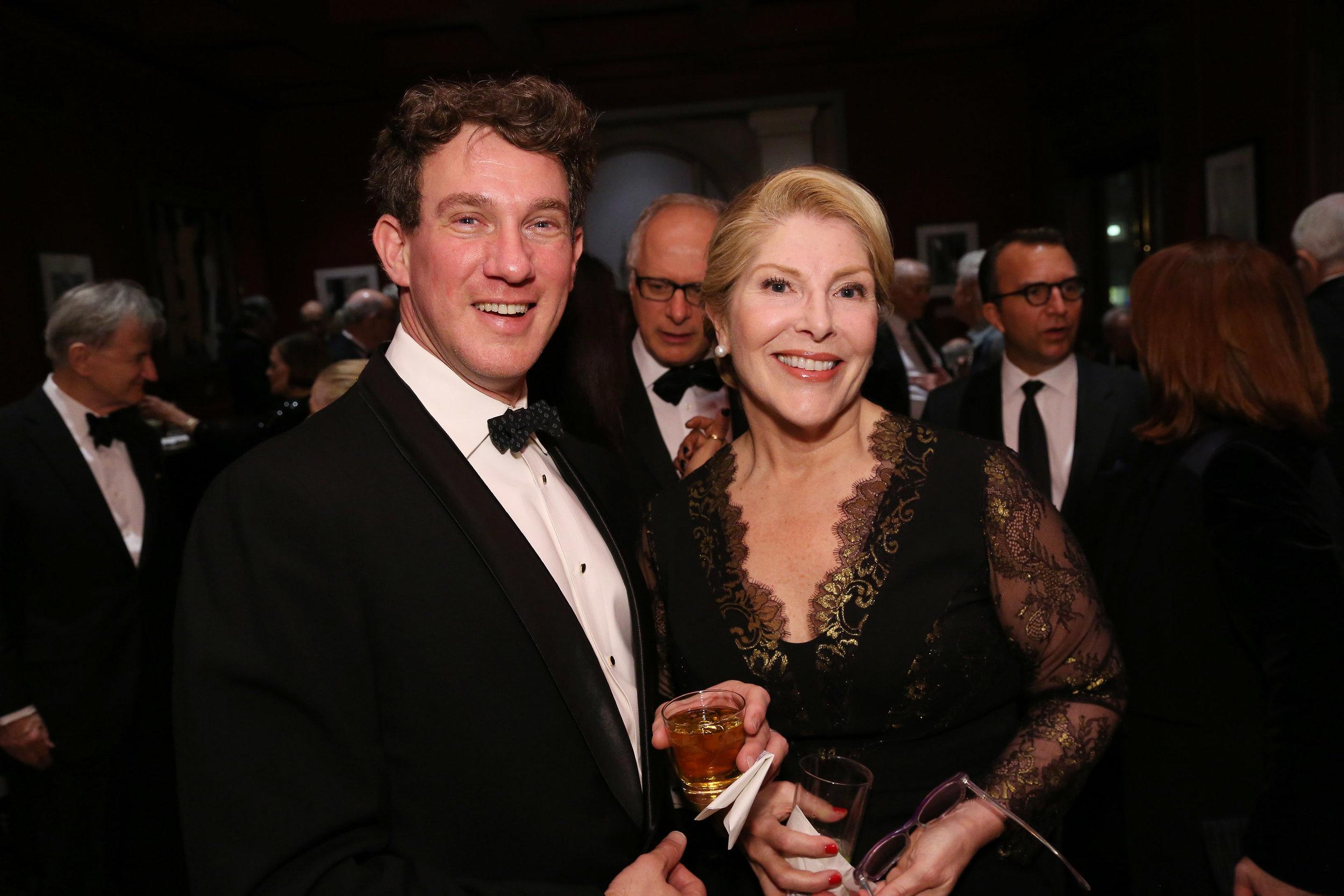 Ron Meyers and Michelle Larsen