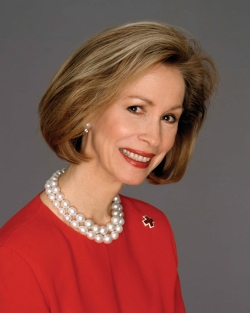 Ambassador Bonnie McElveen-Hunter