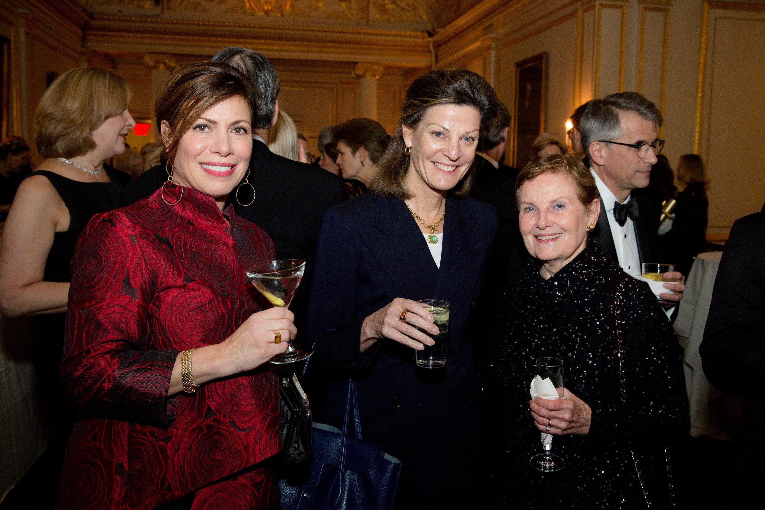 Lane Addonizio, Elizabeth Smith, Janet Ross
