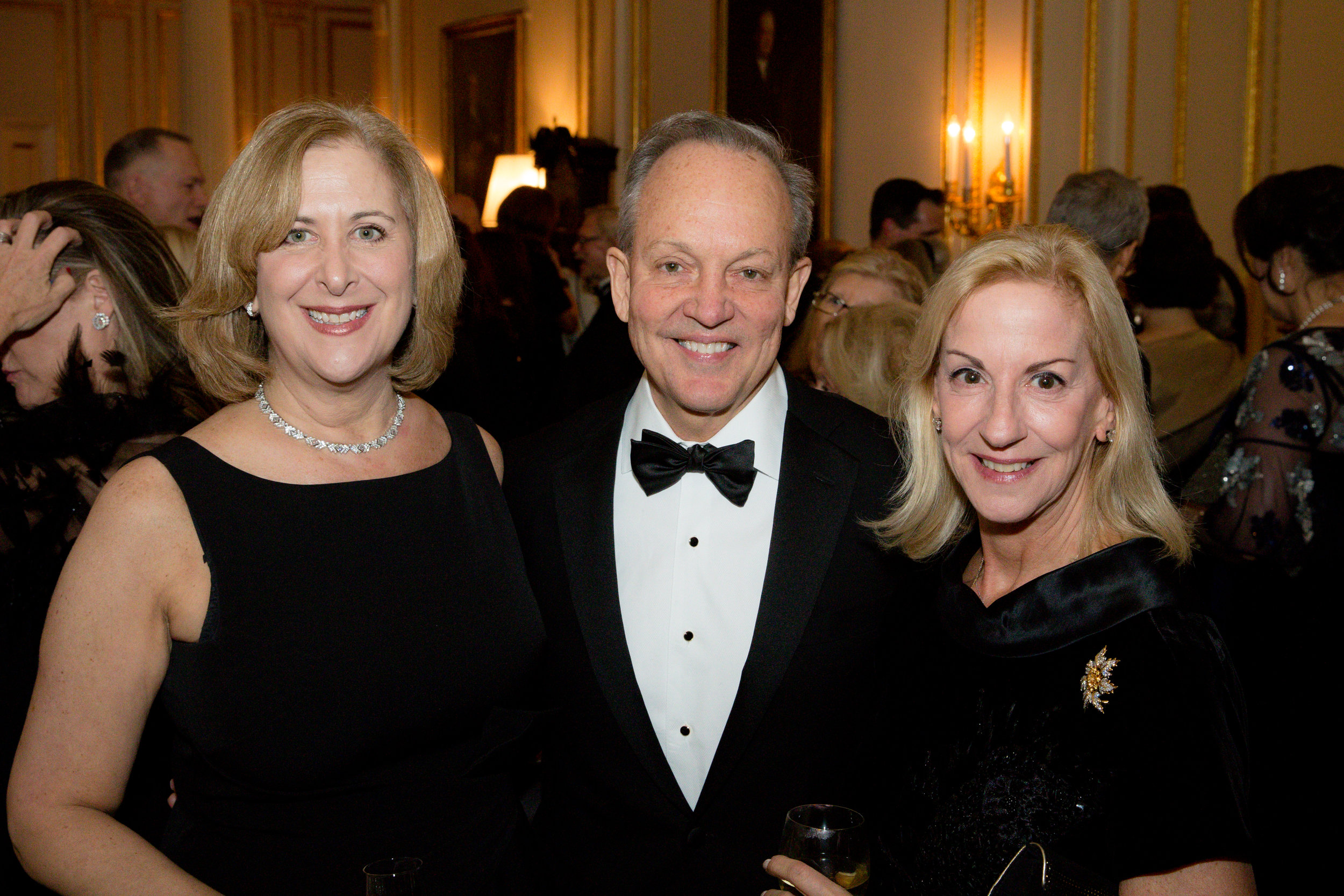 Beth Corman, Rob Gregory, Michele Jeffery
