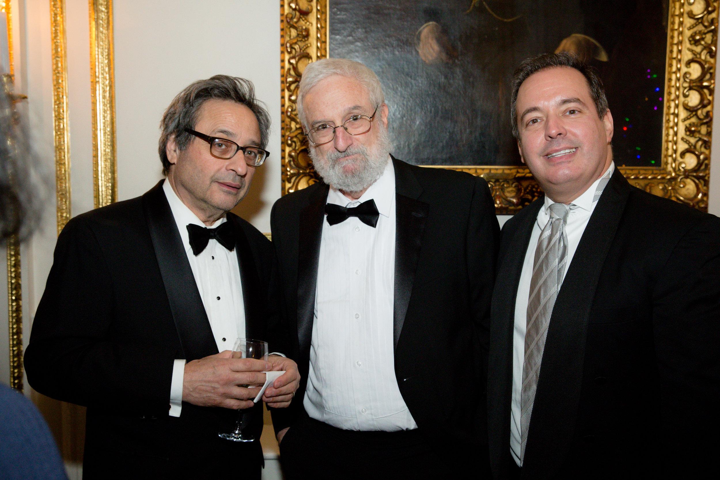 Andrew Delbanco, James Grossman, Carlos Diaz-Castillo