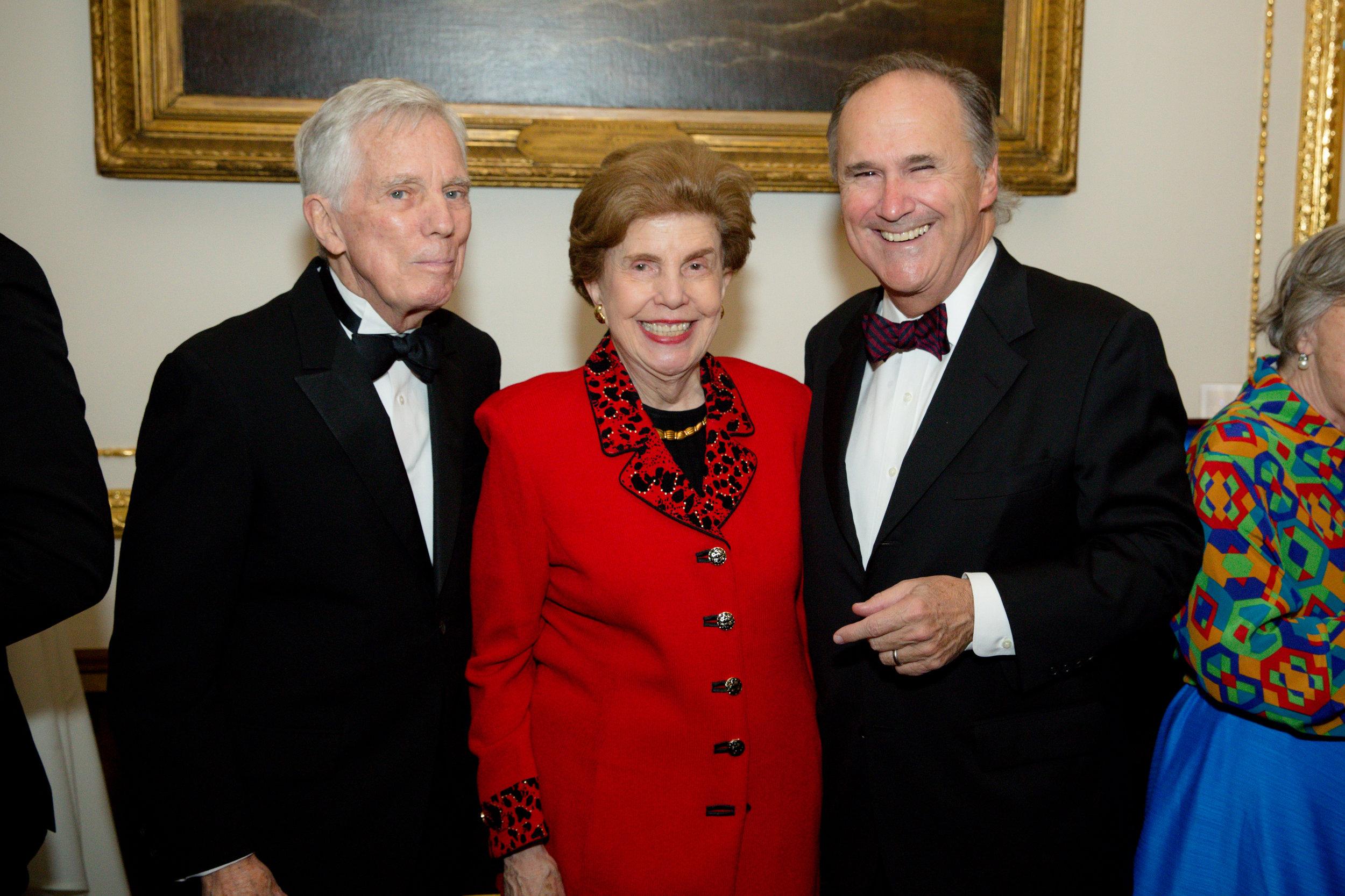 James Shields, Susan Gitelson, Paul Antinozzi