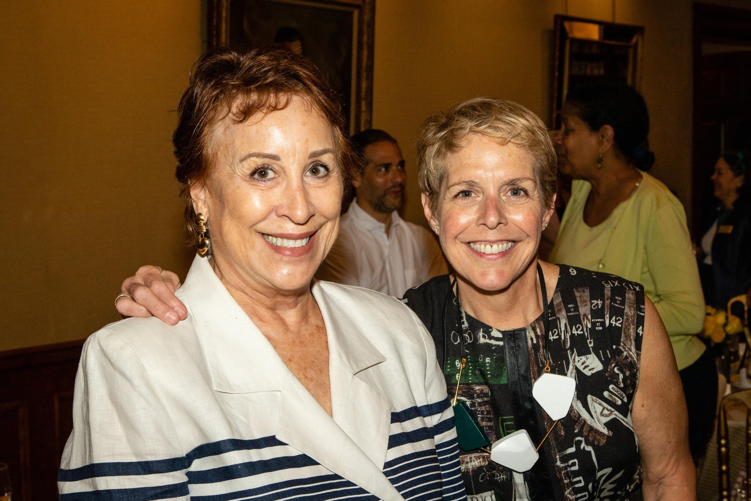 Lucy Kirk, Mary Davis