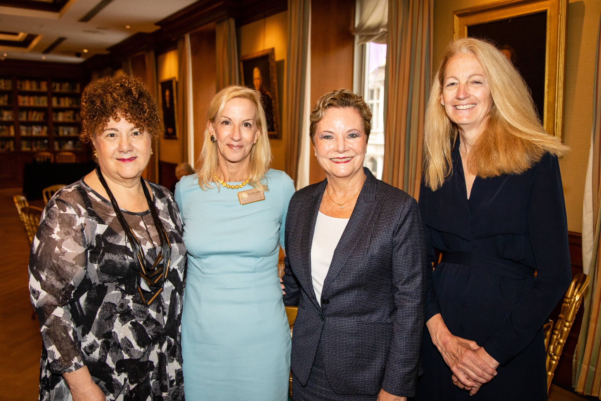 Susan Holliday, Michele Jeffery, Elaine Rosenblum, Colleen Pizzitola