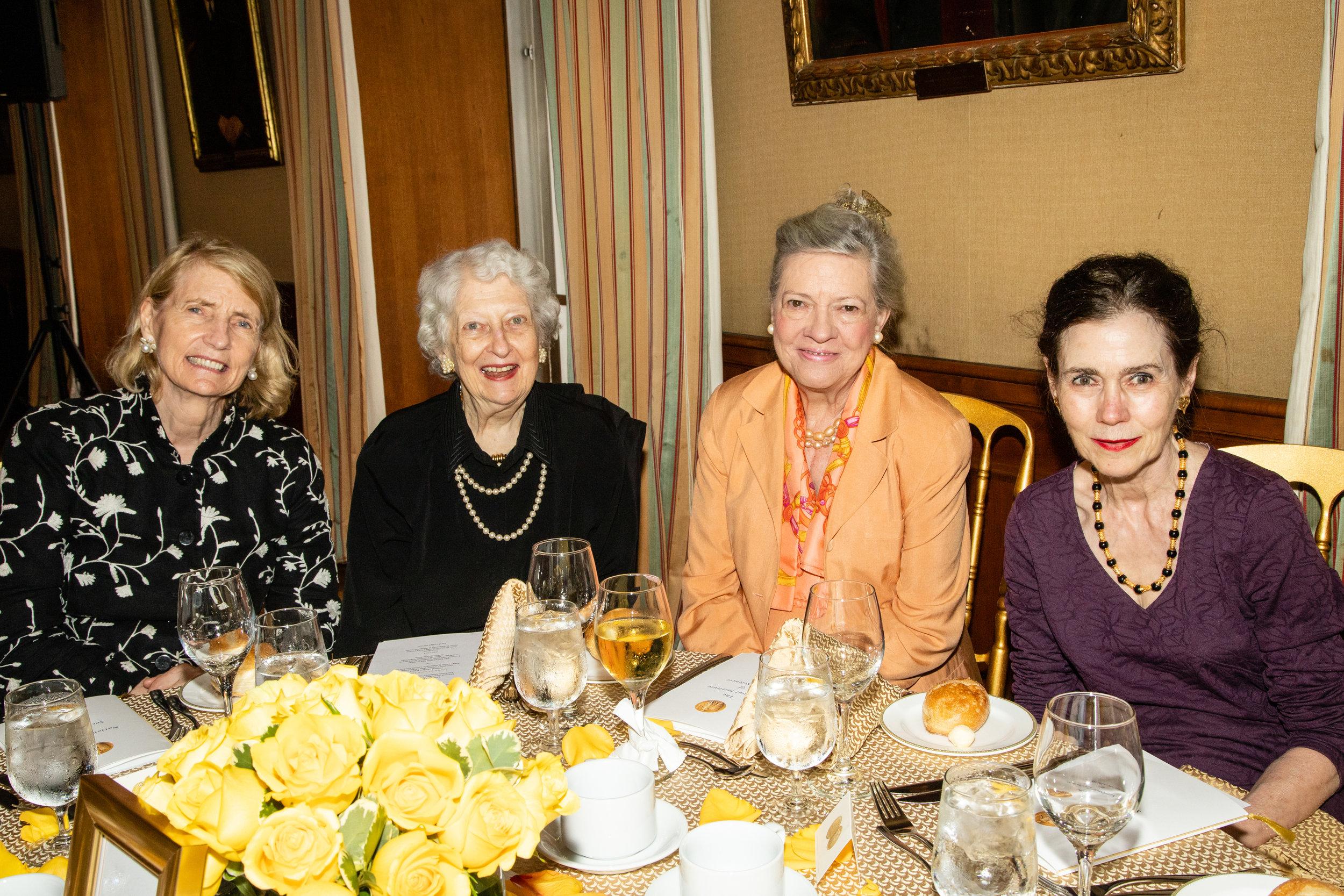 Betsy Scott, Caroline Brown, Tertia Kiesel, Elisabeth Gambee