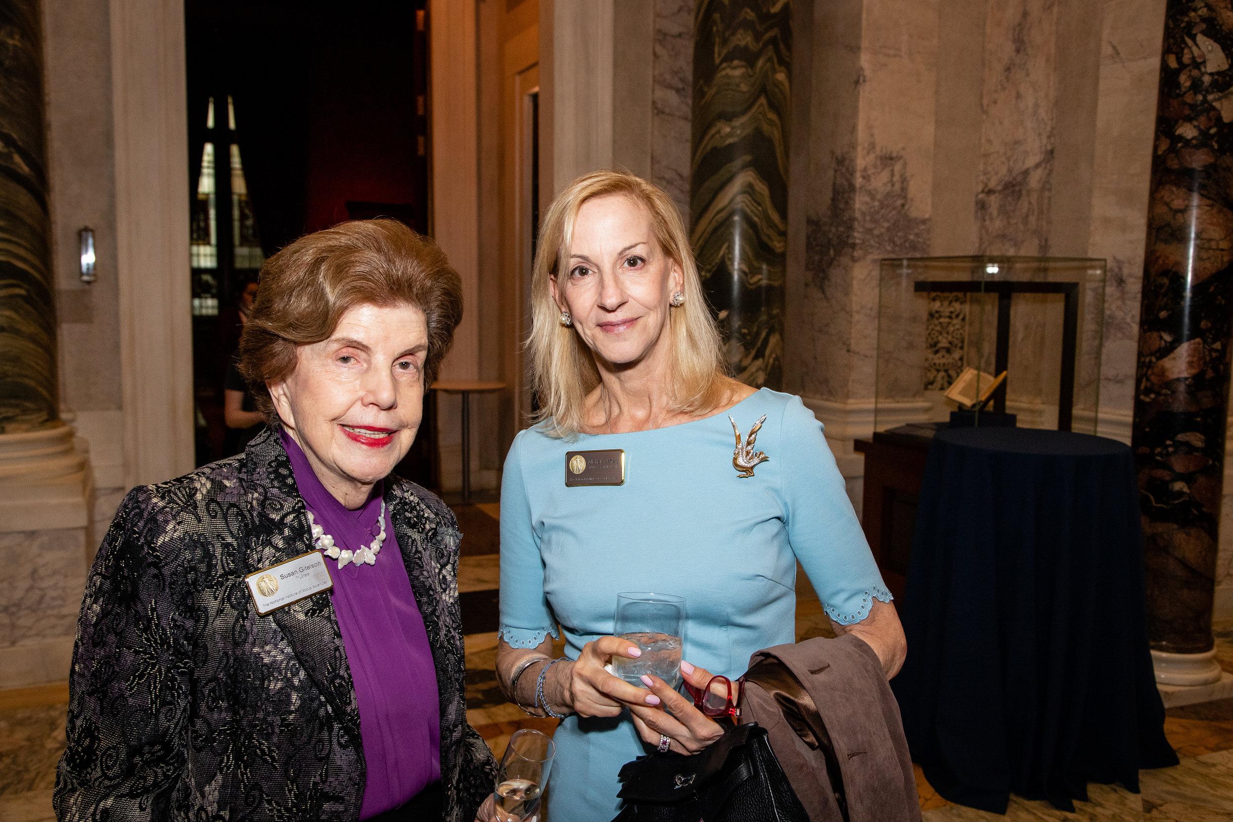 Susan Gitelson, Michele Jeffery