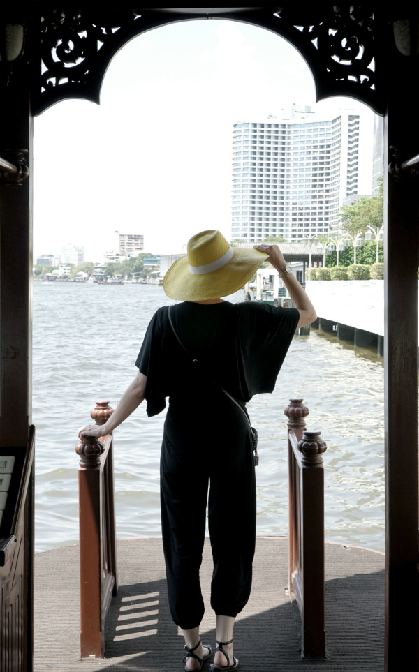 Bangkok travel blog Jo Lorenz Chao Phraya River