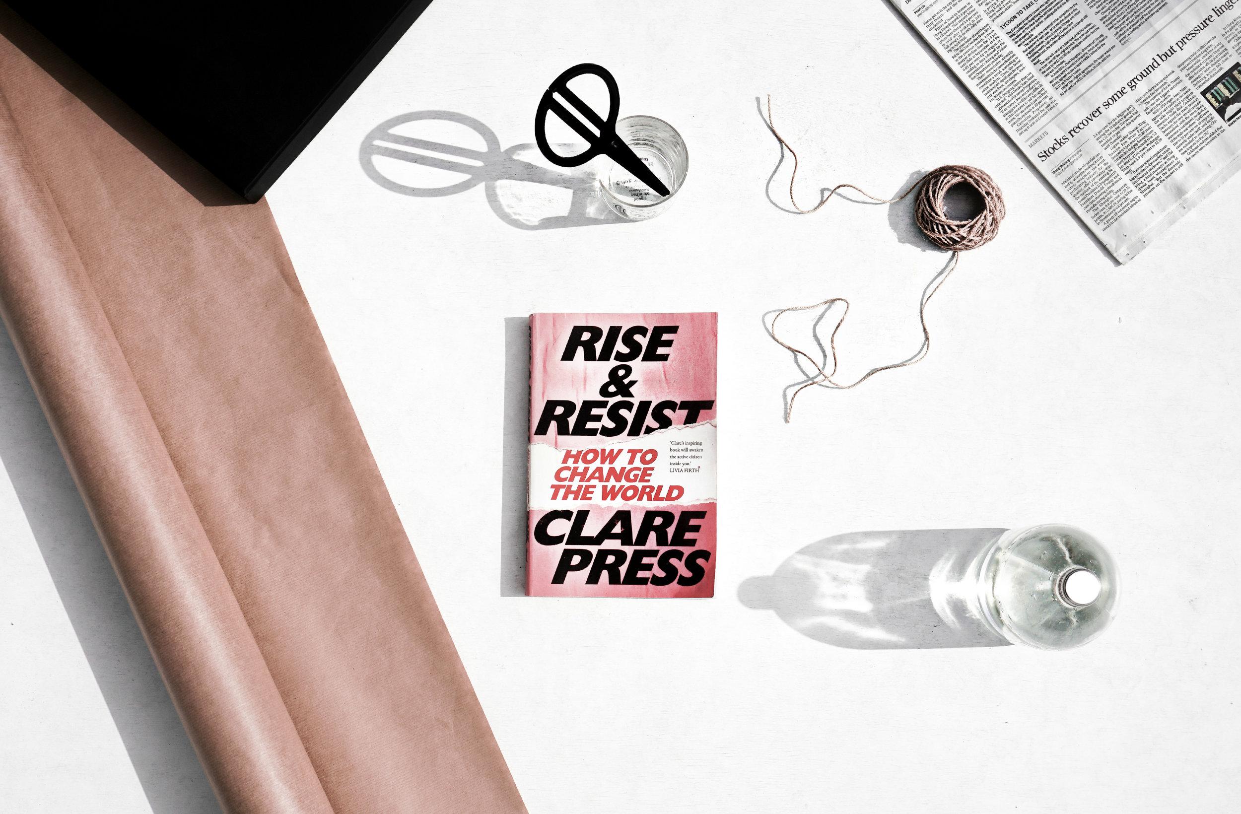 Conscious consumerism Clare Press Jo Lorenz