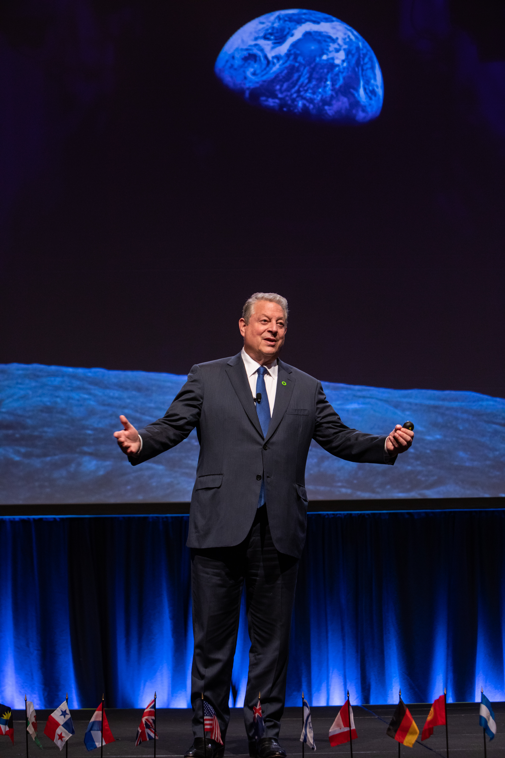 Al Gore. Photo by: The Climate Reality Project