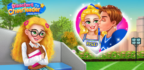 Nerdy Girl 2! High School Life  You play the cutest nerdy girl Hannah in this game. You can give yourself a head-to-toe makeover, write your own high school love story with the most popular boy!