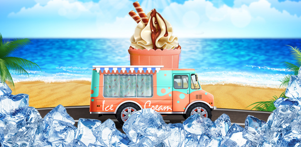 Ice Cream Maker - Frozen Foods  Best ICE CREAM MAKER GAME ever!!!!!