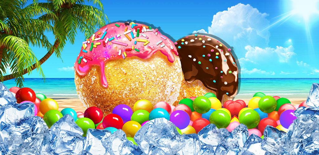 Donut Bites Maker  not a Cake Bite. Not a Cake Pop. It's a DONUT BITE.