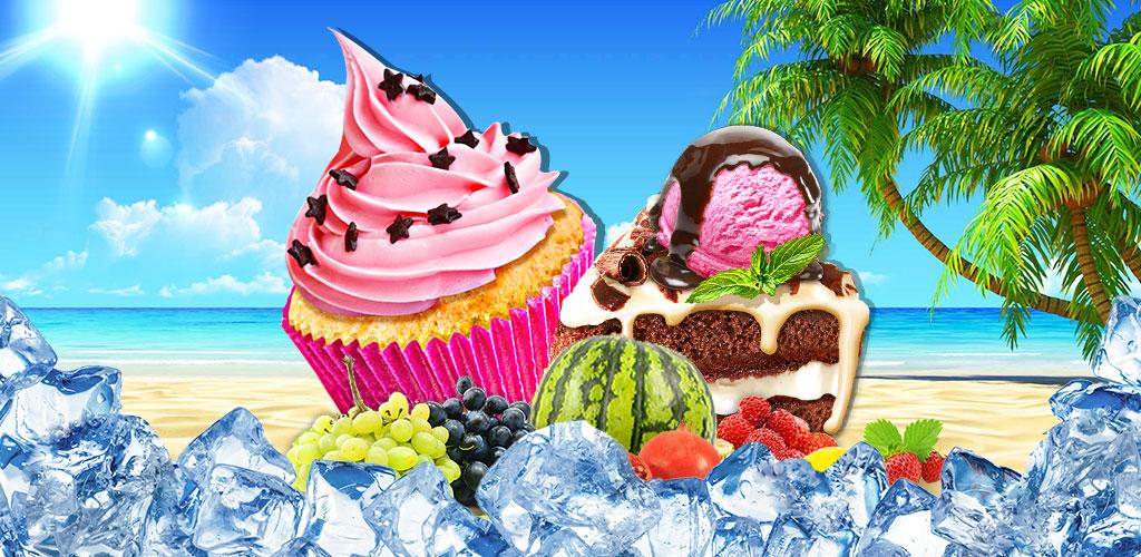Dessert Maker  Dessert Maker is so yummy! Cupcakes and Ice Cream