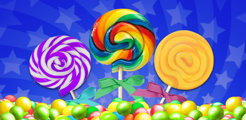 Maker Games - Make Lollipops!  Many kinds of lollipops recipes here. Chose the flavors, shapes and decorate!