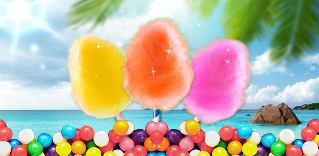 Make Food: Cotton Candy  Run a SUPER ice lollipop maker shop! Make and sell all kinds of ice lollies!