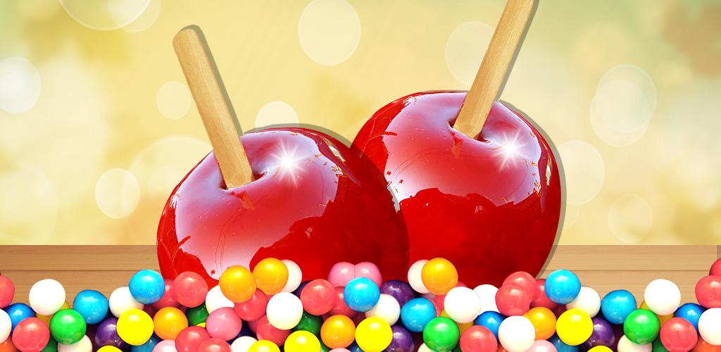 Candy Apples Maker  Eat candy & fruit together! Sweet the crisp sugar cover & juice the apple inside!