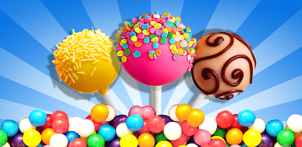 Cake Pop Maker  Make tiny, soft cakes then put on a stick! Tons of toppings & decorations!