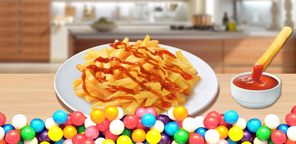 French Fries Maker  DIY your very own yummy tummy snack food! Cook french fries right now!