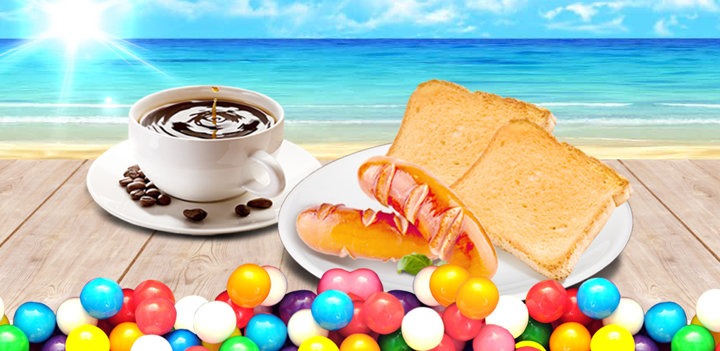 Breakfast Food Maker - Free!  Wake up!!! Are you not a morning person? You can now look forward to the mornings with this awesome new BREAKFAST Food Maker app! It's free!!!