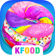 Sweet Trendy Desserts: Birthday Cake Foods - Amazing food roadtrip to NYC!Food Maker Cooking Games