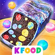 Galaxy Inside Cake: Cooking Games for Girls - The #1 Rated & FREE Cake Baking Game. Fun Bakery Cooking Game for Kids
