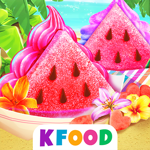 Watermelon Ice Cream: Cooking Games for Girls - The #1 Rated & FREE Ice Cream Making Game. Fun Ice Cream Making Game for Kids