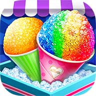Kids Cooking Snow Cone Maker  Snow cones are the perfect hot summer dessert. Create ice dessert to chill out in summer season. Sit back and relax this summer with snow cone maker.