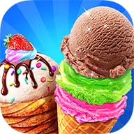 Ice Cream Sundae Milkshake   Frozen Desserts Maker Games