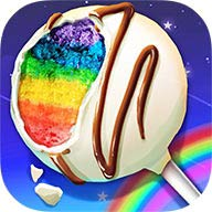 Rainbow Desserts Food Maker!   Food Cooking Games For Fun