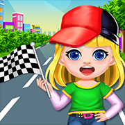 Furious Babies! Fast Cars Game  You may not know this, but babies love to race cars as much as kids and adults do! Help the baby choose their favorite car…give it a thorough washing and make it spic and span...