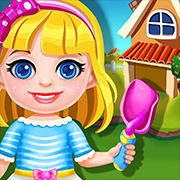 Mommy's Little Helper - Toddler & Kids Games  Be a big boy or girl and help Mommy out by keeping the house clean and pristine!