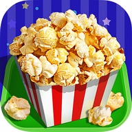 Popcorn Maker - Make the Perfect Popcorn!  Watch out! Your popcorn will explode on your device! They look so real and so delicious! Your friends may want to eat those popcorn made by you.