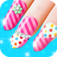 Nail Salon - Free  Heading out for the school dance or are getting ready for your big Wedding Day... whatever the special occasion make your nails beautiful with Nail Salon!Pretend you are at the nail salon and can have your nails anyway you wish!