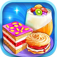 Unicorn Desserts Chef  Summer is finally coming! I waited for a long time! Today is a sunny day! I am going to have a crazy backyard party and invite all my friends to come! To have a perfect backyard party, I need preparing some yummy desserts! Such as rainbow fruits skewers...