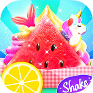 Unicorn Chef: Ice Foods Games   Food Cooking Girl Game For Fun