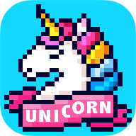 Unicorn Art: Color By Number   Pixel Coloring Book Fun Games