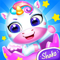 My Little Unicorn: Kimi   Hatch Animal Baby Girl Games