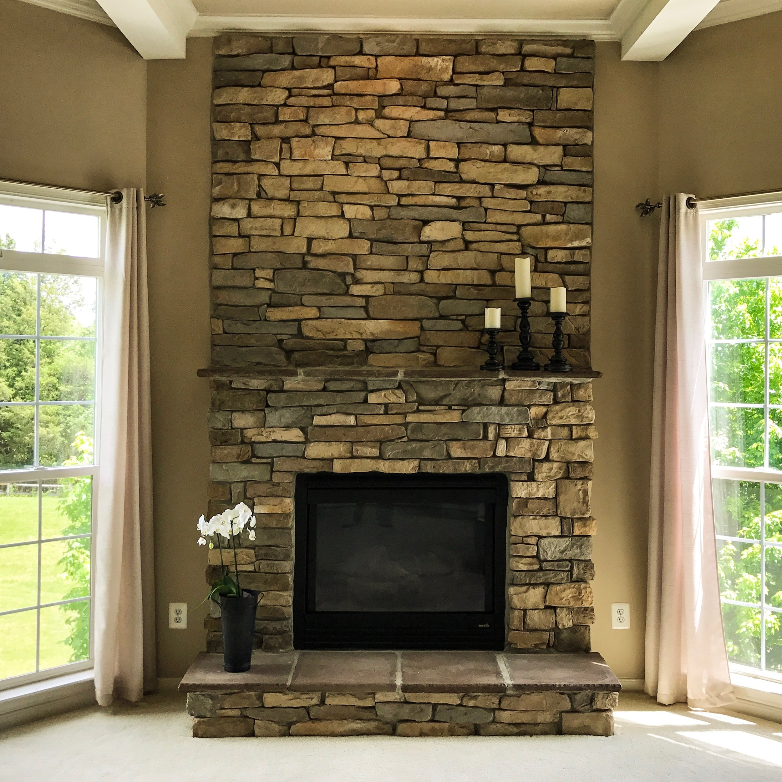Ideal fireplace