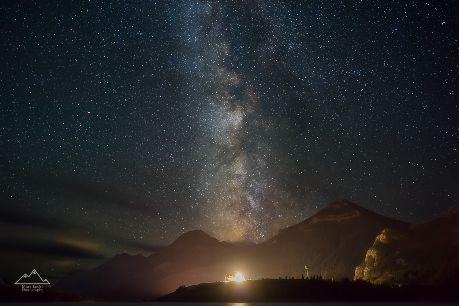 Waterton Wonder: The Milky Way branching out above the Prince of Wales Hotel in Waterton Lakes National Park. A few weeks after this picture the Kenow wildfire ripped through Waterton overnight, which will substantially change the landscape in the coming years.