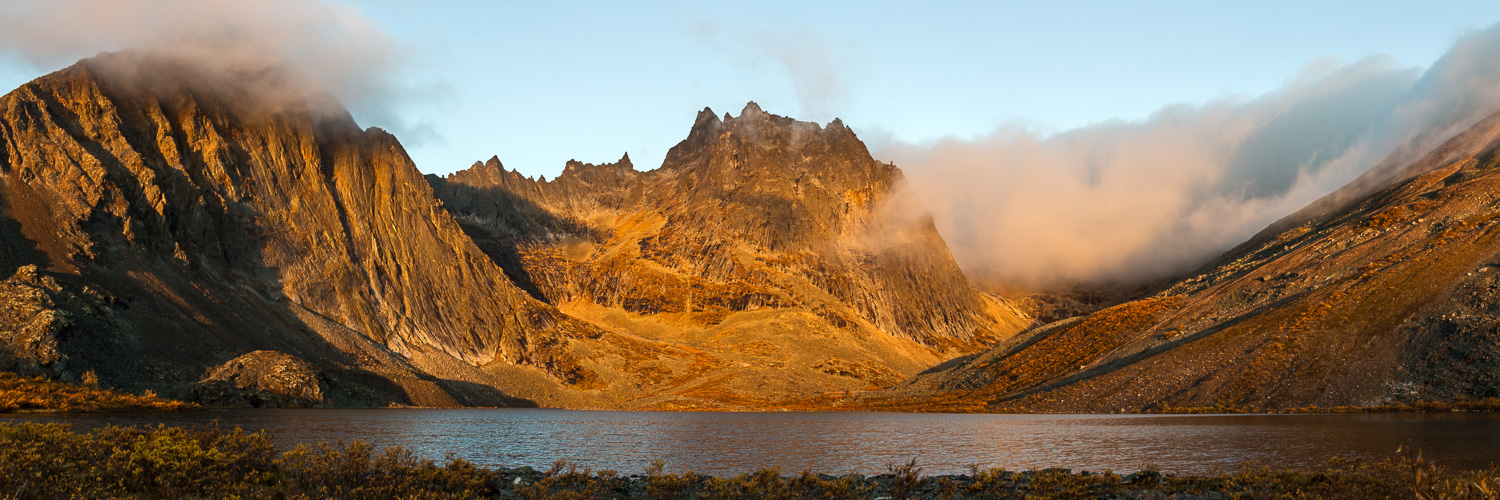 Grizzly Lake Sunrise