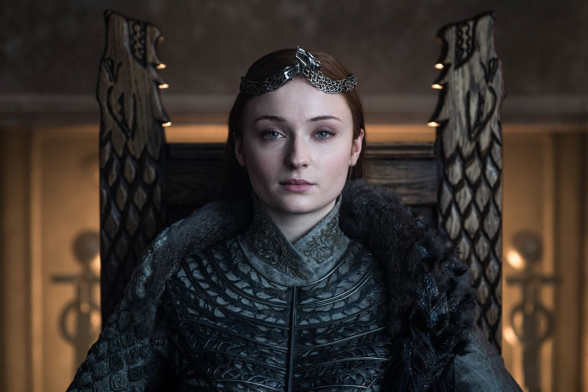 Sansa Stark - Sansa Stark ProTip: Being pretty is nice, but being wise is better. However, wisdom is not genetic, it is earned from experience. How you leverage that wisdom tells more about who you are than any words could ever articulate.