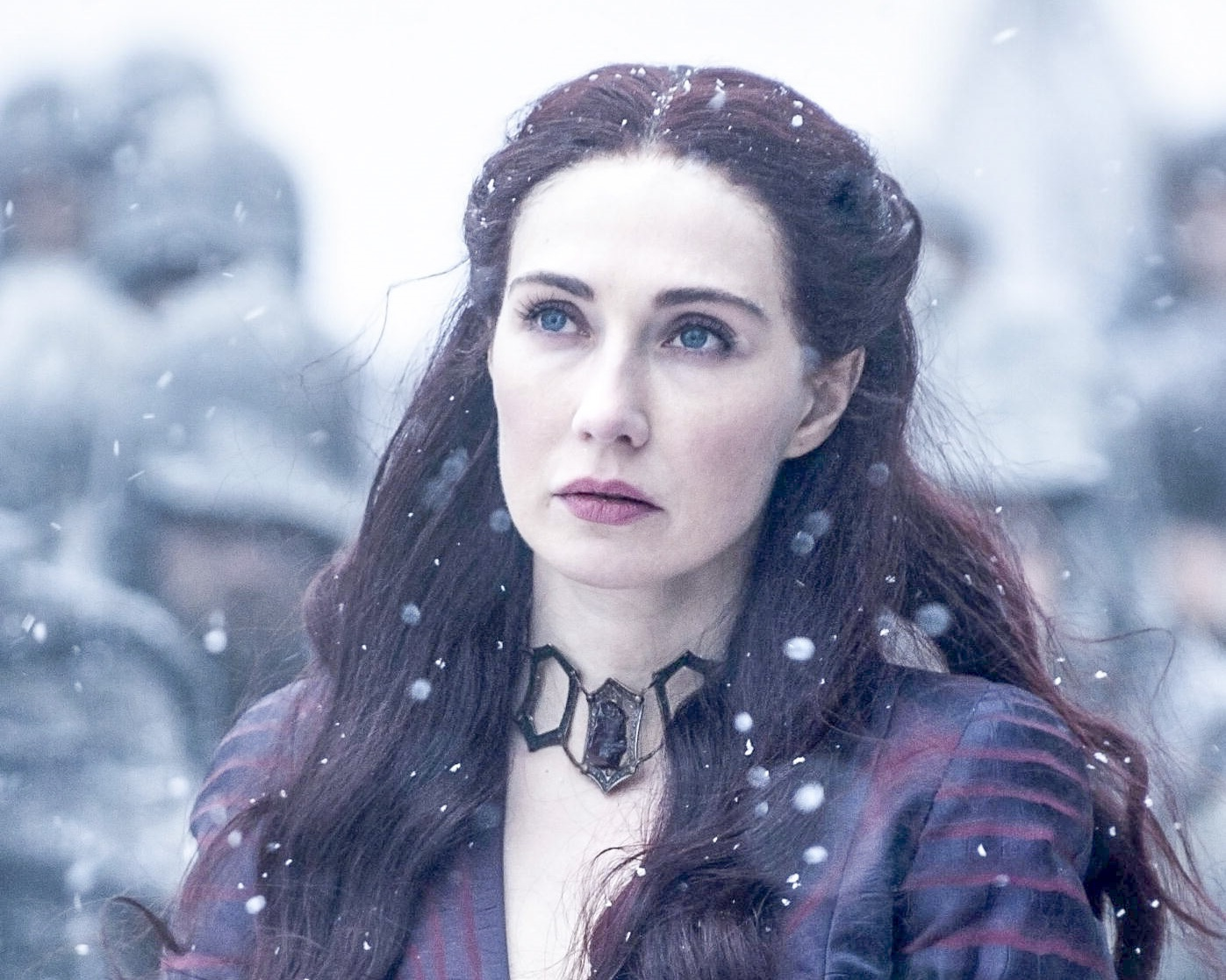 Lady Melisandre - Lady Melisandre Pro-Tip: Accessories and make up may hide your true age, but at the end of the night, when you take all that stuff off, are you happy with who you are? Do you know what your best non-material assets are? If not, figure it out and play those to your benefit.