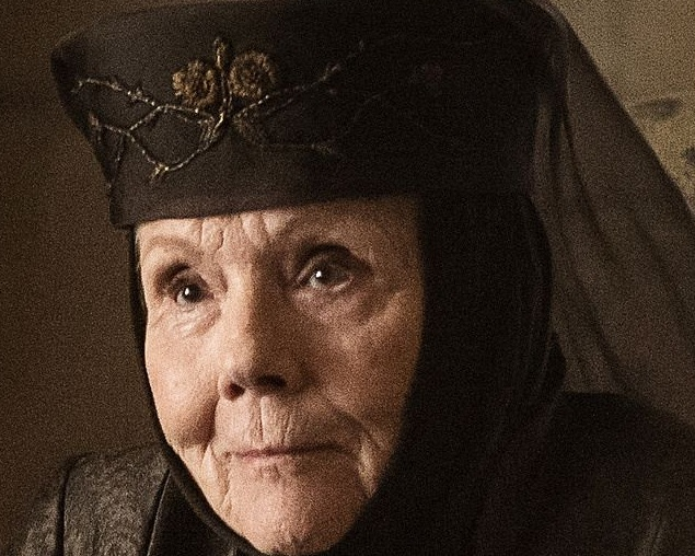 """Lady Olenna of High Garden - Lady Olenna Pro Tip: """"Anything from you? No? Good. Let the grown women speak."""" Know when to sit in a room and listen rather than speak."""